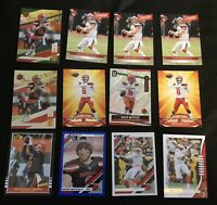 Lot Of 50 Cleveland Browns Cards Plus An Additional Baker Mayfield Guaranteed