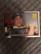 New York Yankees Single Baseball Cards