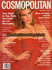 Cosmopolitan 5/83,Kelly Emberg,Christie Brinkley,May 1983,NEW