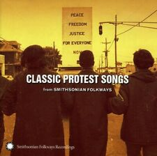 Various Artists - Classic Protest Songs: From Smithsonian Folkways [Ne