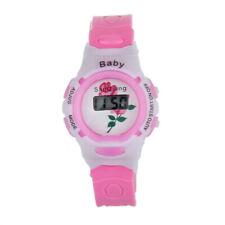 Fashion Unisex Digital LED Sports Watch Women Men  Silicone Band Wrist Watches