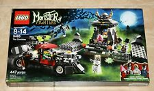 LEGO 9465 Monster Fighters THE ZOMBIES 741 Pieces Retired NEW SEALED