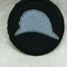 Military Patch Army 93rd Infantry Division White Back Color Border Variant 93