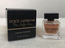 Authentic!New Dolce & Gabbana The Only One Eau de Parfum (0.25 oz / 7.5 ml)