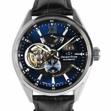 全新現貨Orient Star 東方星 Semi Skeleton Sapphire Gray 自動 Watch 手錶 RE-AV0005LHK*1