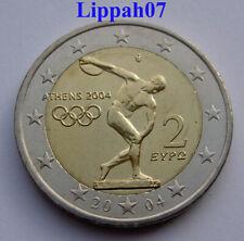 Griekenland speciale 2 euro Athene 2004 UNC