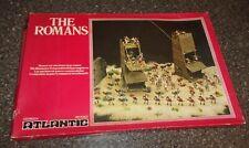 Atlantic Kit: HO-Scale Roman War Machines: Siege Towers Open-Box...for parts.