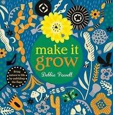 NEW - Make It Grow: Bring nature to life by lifting the flaps