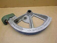 """Greenlee 1818 Bender 5018655 Die Shoe 2"""" Aluminum Conduit    D6532"""
