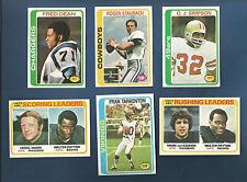 1978 TOPPS 49ERS O.J. SIMPSON  CARD #400