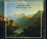 CD album: Joachim Raff: Piano Trios 1&4. Trio Opus 8. CPO. K