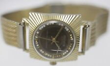 Rare - Aseikon Electra 360 Hand Wind Unisex Wrist Watch - Runs & Keeps Time