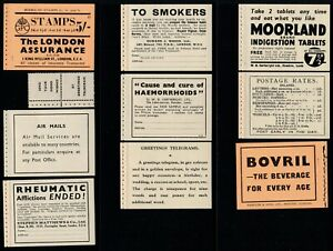 """1938 KGVI Dark Colours 5s Buff """"Exploded"""" Booklet No. 27 SG Spec BD24"""