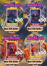 Coin Master  ×200 Cartes  ( Livraison très Rapide)