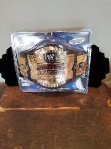 WWE Jakks 2003 Cruiserweight Championship Belt New In Box Design NIB