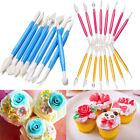 8pcs Fondant Cake Decorating Sugarcraft Paste Flower Modelling Tools Set Kit