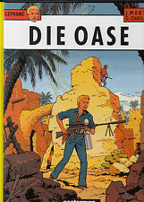 L. FRANK # 5 - DIE OASE - J. MARTIN - CASTERMAN - TOP