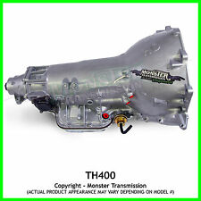 "TH400 Turbo 400 Monster Transmission / Super Duty Automatic Transmission:9"" TAIL"