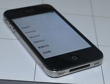 100% Original Apple iPhone 4s Smartphone (A1387) Schwarz Black (mit Sperre)