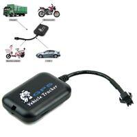 Mini Vehicle Bike Motorcycle Car GPS Real Time Tracker Tracking Device