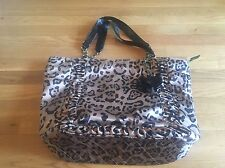 NEW Jessica Simpson Leopard Tote Bag - Gorgeous!