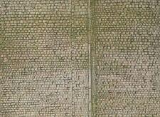 FALLER HO SCALE 1/87 COBBLESTONE SHEET KIT   BN   170601
