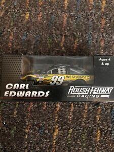 Carl Edwards 2014 UPS #99 Roush Fenway Fusion 1/64 NASCAR Diecast New