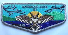 """Tantamous Lodge #223 (S-4) ... Mayflower Council (""""Ceremonial Flap"""")"""