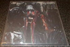 COFFINS / OTESANEK-2009 LP-CLEAR WITH BLUE HAZE VINYL-LIMITED TO 100 ONLY-NEW