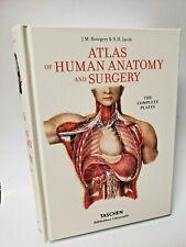 ATLAS OF HUMAN ANATOMY and SURGERY (8