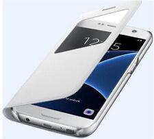 Samsung Galaxy S7 Handyhülle S-view Tasche Case Cover Schutz