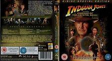 INDIANA JONES et LE CRANE DE CRISTAL - 2 Blu-ray Special edition - 2008 - 126min