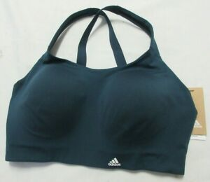 Adidas GP6785 Aeroready Primegreen Women's Ultimate Training Bra Top PS Size 38F