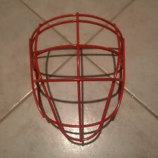 GAIT Senior Box Lacrosse Cage - CSA/CLA Approved - Red - NEW