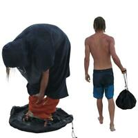 Waterproof Wetsuit Drysuit Carry Dry Bag Changing Mat HOT Surfing For Kayak O1Y2