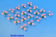 LEGO ® rosa fiori/piante/20 pezzi