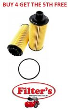 Oil Filter FOR Holden 12636838 & Ryco R2734P - Colorado 2012 Onward WCO172 JS