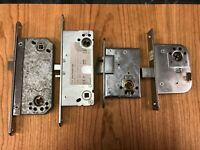 Chubb Union 5 Lever Detainer Lock Part 3g110 3r35 3k70 3j60 Curtain Follower