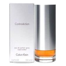 Calvin Klein Contradiction 100ml EDP Spray Brand New Boxed & Sealed