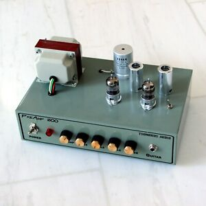 JCM800 guitar tube pre amp amplifier handmade point to point with nos components