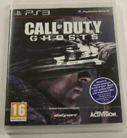 JEU SONY PS  3  CALL OF DUTY GHOSTS   NEUF blister