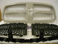 Factory OEM Genuine Mopar Dodge Ram Complete Grille Grill Assembly Unpainted NEW