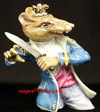 Dept. 56 Candle Snuffer by Bronte England The Rat King Artist's Proof Limited