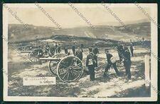 Reggio Emilia Militari Foto cartolina QK0309