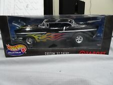 Hot Wheels Collectibles 1:18 Scale Custom 57 Chevy Lnib