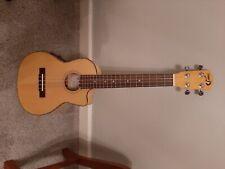 More details for lani semi accoustic tenor (26.5 inches long) ukulele