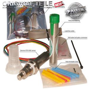 NEU Original NTK Nox Sensor reperatur satz for OPEL VIVARO 93457719