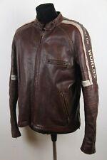Belstaff Leather Tom Cruise Rare War of the Worlds Jacket sz XXL 000567