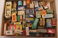 Lebensmittel Supermarkt Miniaturen Schachteln Dosen Gläser Kaufladen Zubehör