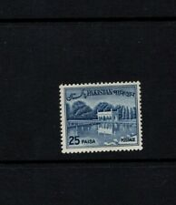 Pakistan 1962-1963 25 p Shalimar Gardens,  Lahore MNH  SG 177